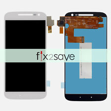 White LCD Screen Display Touch Screen Digitizer For Motorola Moto G4 LTE XT1625
