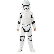 Star Wars Costume Storm Trooper For Children Size 7-8 Years Carnival Fiesta