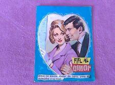 DIBUJO ORIGINAL, NOVELA ROMANTICA 1950