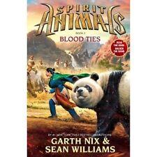 Spirit Animals: Book 3: Blood Ties-ExLibrary