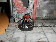 CUSTOM Heroclix SUPER SHREDDER TMNT NINJA TURTLES FOOT Figure Miniature Painted