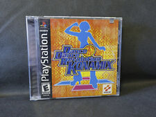 DDR Dance Revolution Konamix Factory Sealed PS1 PlayStation USA PsOne SLUS 01446