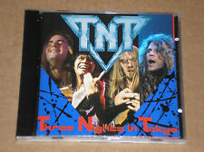 TNT - THREE NIGHTS IN TOKYO - CD JAPAN