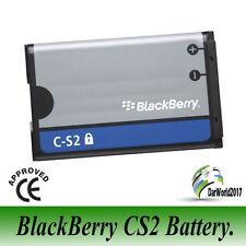 NEW C-S2 CS2 FOR Blackberry Curve 8520 8310 8320 8530 9300 9330 Original Battery