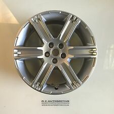 GENUINE RANGE ROVER EVOQUE 19' 6 SPOKE SILVER ALLOY WHEEL