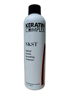 Keratin Complex Natural Keratin Smoothing Treatment 8 Oz