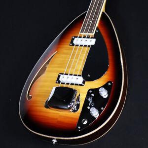 VOX / VBW-3500 Sun Burst Electric Bass Guitar