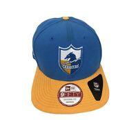 New Era NFL San Diego Chargers Snapback Hat 9Fifty Original Fit Cap NWT