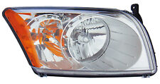 2007-2012 Dodge Caliber Passenger Right Side Headlight Lamp Assembly