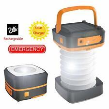 20 lampes solaires LED avec Banque de charge de secours , 2 en 1 sans fil