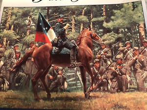 Roseart The Puzzle Collection 750pc Jigsaw Puzzle Civil War There Stands Jackson