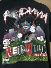 VTG Hip-Hop T Shirt Redman Red Gone Wild 2007 Def Squad Reggie Noble Wu Tang
