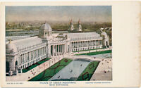 1904 St. Louis Louisiana Purchase Exposition Palace of Varied Industries – udb