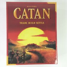 Catan Trade Build Settle Board Game - MFG3071
