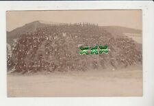 More details for photo? postcard ; military - depot r.f.a. portland ( royal field artillery )