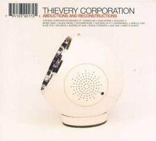 Thievery Corporation Abductions and reconstructions (1999)  [CD]