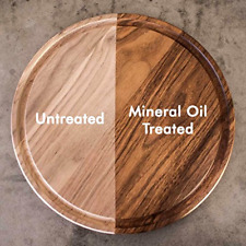 Food Grade Mineral Oil, 1 Gallon (128oz), for Cutting Boards and Butcher Blocks