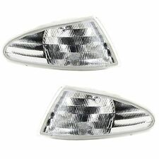 FORD MONDEO MK1 1993-1996 FRONT INDICATORS CLEAR 1 PAIR O/S & N/S