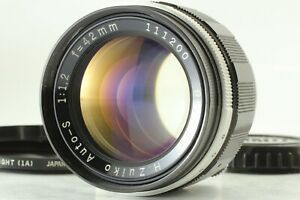 【Near Mint】 Olympus H.Zuiko Auto-S 42mm f/1.2 for Pen F FT FV Lens From Japan