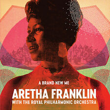 Aretha Franklin With The Royal Philharmonic Orchestra a Me CD 2017
