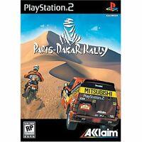 Paris Dakar Rally - PlayStation 2