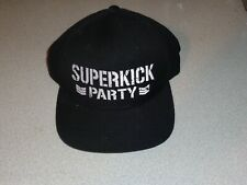 AEW Young Bucks Superkick Party Embroidered Hat Adjustable Wrestling Snapback