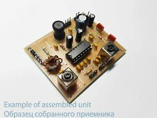 Simple Single Band Receiver on TCA440 chip - 160m/80m/40m
