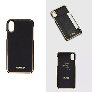 💜💜💜 Mimco  X/XS 📱 HC Cover Case Skin  New $79.95 iPhone Sublime 💜💜💜