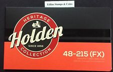 2016 RAM 50 cent UNC Coin Holden heritage collection - 48-215 (FX)