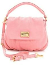 EUC MARC x MARC JACOBS Classic Lil Q Ukita small pink leather hobo crossbody bag