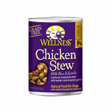 Canned Dog Food Chicken Stew with Peas & Carrots 12.5 O