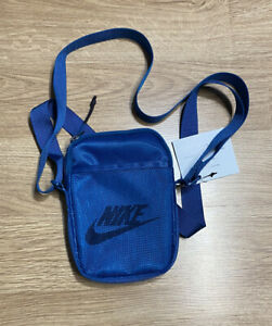 RARE!! Nike Heritage Small Item Crossbody Bag Sports Gym Casual BA5871-301