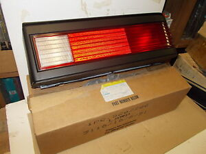 Mopar NOS Tail Lamp Assembly Rt. 84-87 Plymouth Turismo