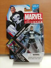 Marvel Universe S4 13 PUNISHER COMIC SHOT COLLECTIBLE 1:16 scale