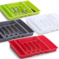 Besteckkasten ausziehbar 30 40 50 Kunststoff Schubladeneinsatz Besteckeinsatz