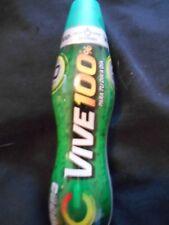 12 X Vive100 Green tea  Guarana Energy Drinks . Bottles - 12 Pack 275ml Each.