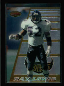 RAY LEWIS 1996 BOWMAN'S BEST #164 BASE ROOKIE RC N6094