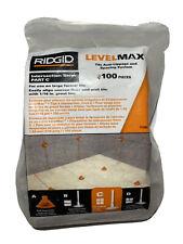 Rigid LevelMax PART C Tile Lippage Spacing System Large Format Tile 1/16 Grout