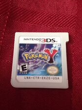 Pokemon Y (Nintendo 3DS, 2013) Game Only! Tested!