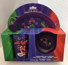 PJ Masks 5 Piece Breakfast Set