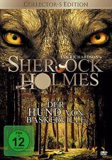 Sherlock Holmes LE CHIEN DES BASKERVILLE Ian Richardson DOUGLAS HICKOX DVD neuf