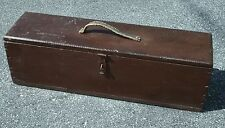 Old Country Repainted Rustic Tool Box
