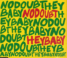 NO DOUBT - Hey Baby (CD Sgl.2001) 4 Trks.