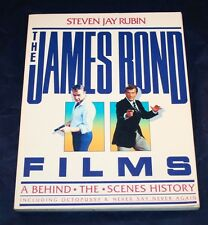 """The James Bond Films """"A Behind the Scenes History"""" 1983"""