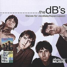 CD-The DB's-Stands for Decibels/Repercussion by  Nov-2001, Collectors' Choic...