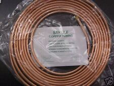 """5/16"""" OD x 2.5METRES SOFT 22G EASY FLARE COPPER FUEL PIPE"""