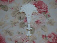 NEW! Shabby & Chic Shell Acanthus Center Drop Furniture Applique Architectural