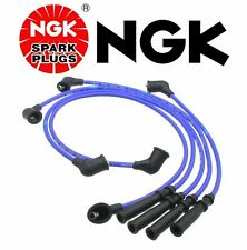 7mm NGK Set Spark Plug Wires Pickup Truck for Nissan D21 Hardbody Stanza Axxess