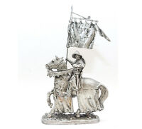 Cavalry 1:32 Scale Knight tin toy soldier 54mm