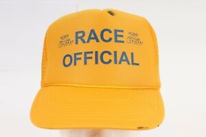 Vintage 80s HOOD TO COAST Race Official Snapback Cap Hat Adult One Size